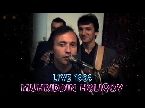 Muhriddin Holiqov —