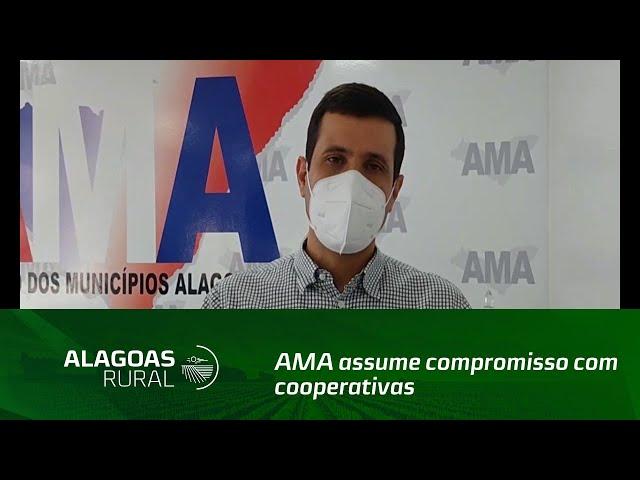 AMA assume compromisso com cooperativas da Agricultura Familiar