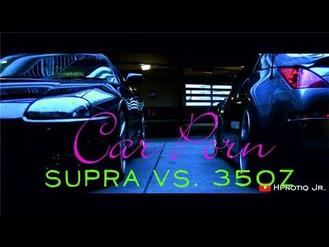 Car Porn 350z Und Toyota Supra Mk4 TwinTurbo Germany Bayern
