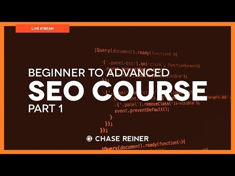 SEO Training Course 2018 | Beginner To Advanced Guide