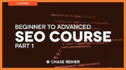 SEO Training Course 2018   Beginner To Advanced Guide