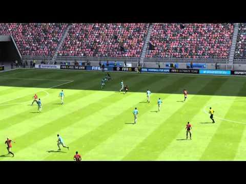 FIFA 15 | Xbox One | Ya Konan Goal