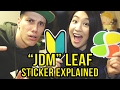 JDM SYMBOL EXPLAINED! What is it's real meaning? | JAPAN101