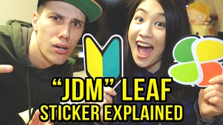 JDM SYMBOL EXPLAINED! What is it's real meaning?   JAPAN101