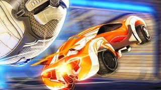 THIS CRAZY PLAY SAVED THE GAME! - Rocket League Part 65 - Funny Moments