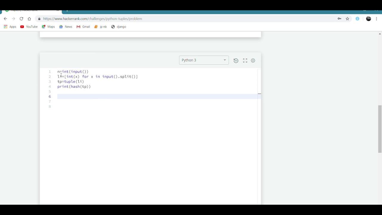 Python Hash Function