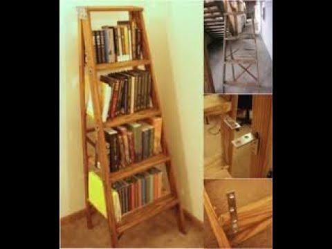 أشكال مكتبات كتب منزلية افكار لترتيب وتنظيم خزانة الكتب المنزلية Youtube