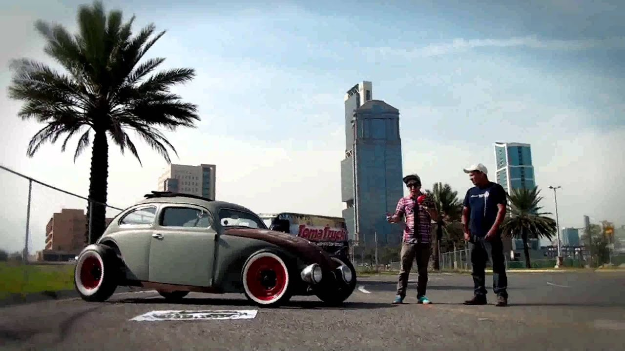 Tomatadas (Volkswagen Hot Rod 1956) - YouTube