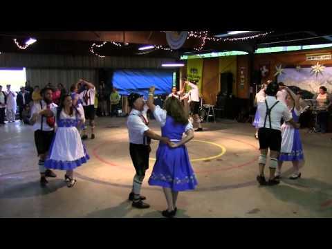 German Park Ann Arbor Dancing 27Jun2015
