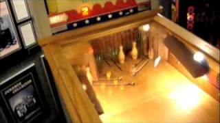 Bally Alley Antique Bowling Arcade Game