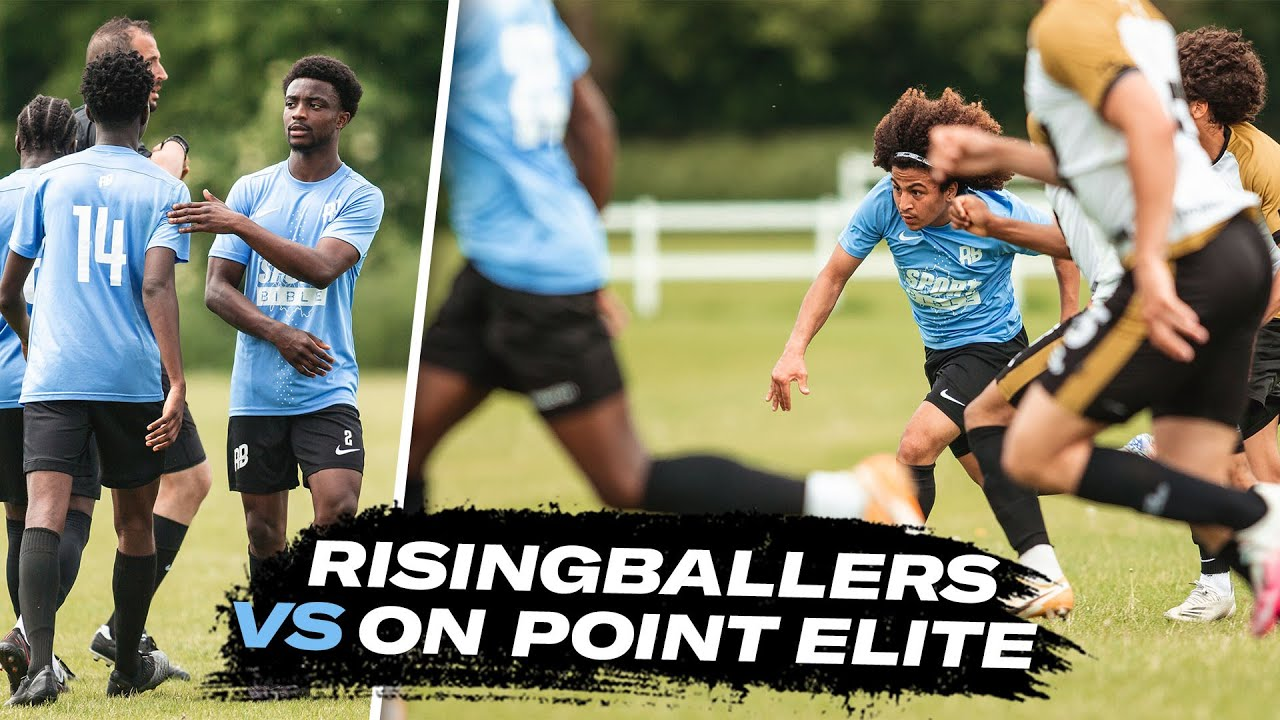 SCOUTS WATCHING?👀  RISING BALLERS VS ON POINT ELITE   Unsigned Ep 49