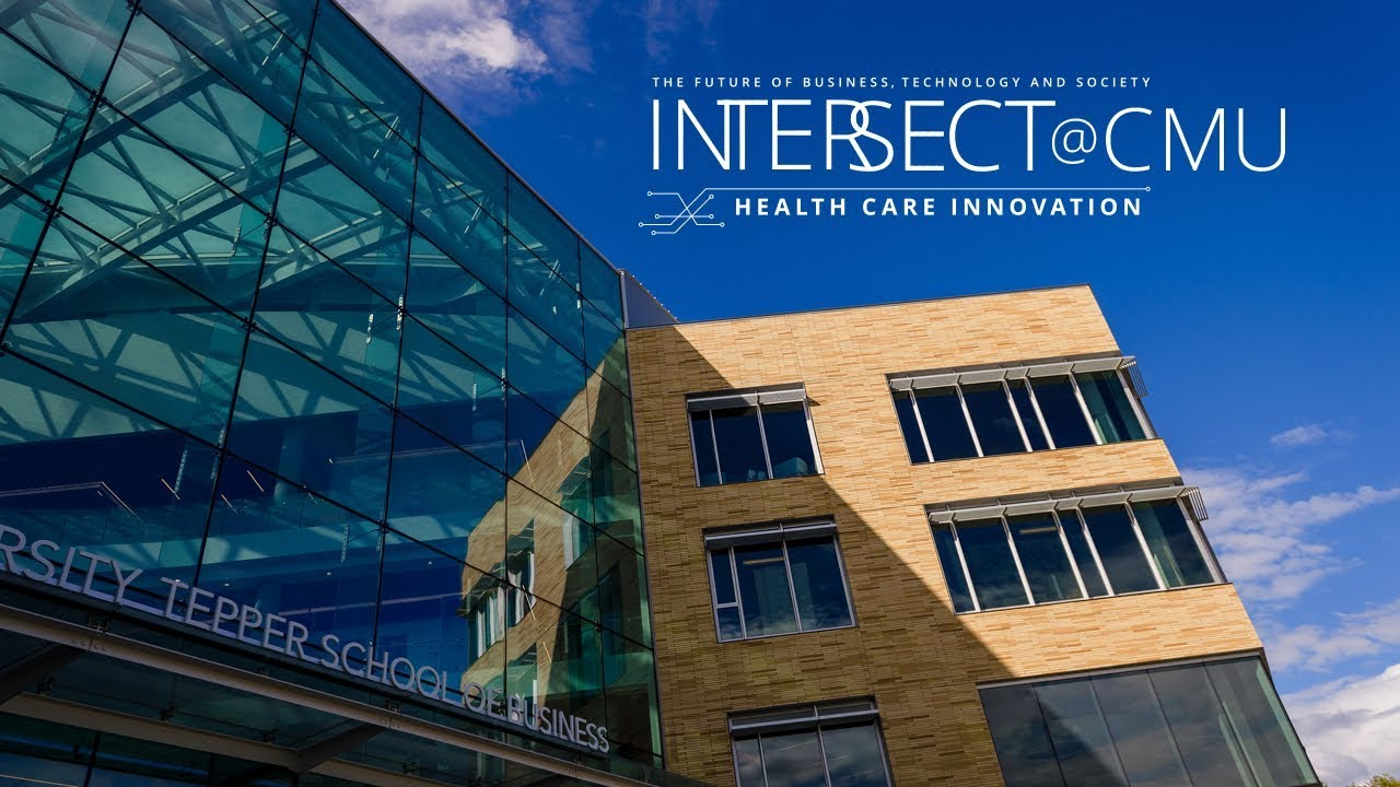 Intersect@CMU Conference - Tepper School of Business