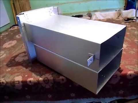 Видеообзор твердотопливного котла ТермоБар АКТВ 12 (с плитой .