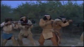 Фильм Техасские стрелки Вестерн индейцы против ковбоев