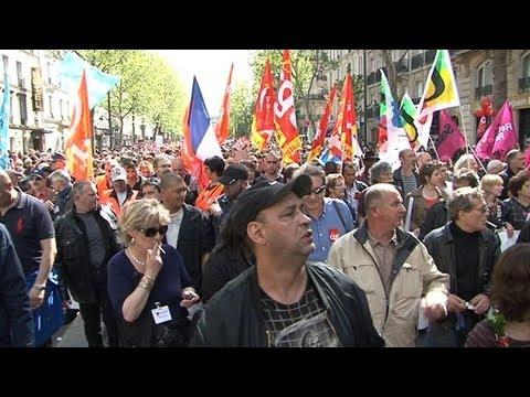 1er mai: les syndicats divisés - 01/05