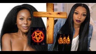 vuclip Témoignage d'une ancienne adoratrice du diable N°1 « Nonkoliso Ngéleka »