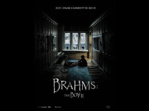 Download BRAHMS: THE BOY II - Trailer (greek subs)