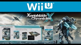 Xenoblade Chronicles X - Try Something a Bit More Exciting (Wii U)