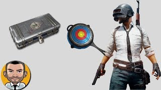 PUBG Equinox Crate and Map Selection
