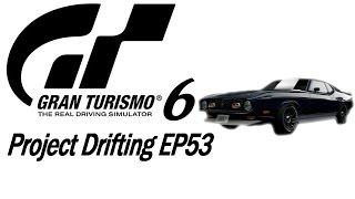 GT6 | PROJECT DRIFTING ep.53 | Mustang Mach 1 Drift Build