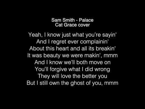 Sam Smith - Palace Lyrics