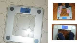 Review - EatSmart Precision Digital Bathroom Scale