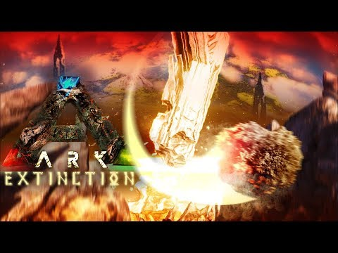 ARK Extinction - THE EPIC CONCLUSION! - The Final Link Betwe