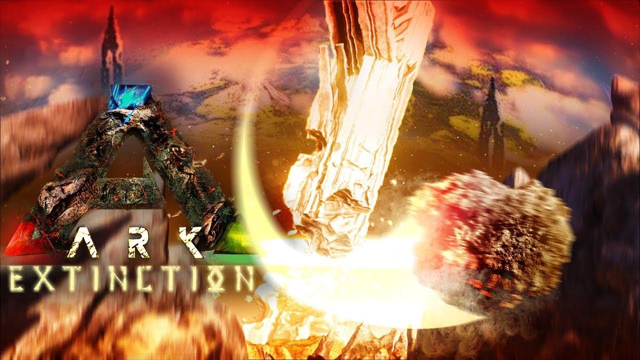 ARK Extinction - THE EPIC CONCLUSION! - The Final Link Between ABERRATION &  EXTINCTION! - ARK DLC
