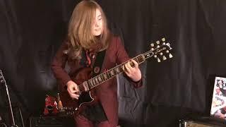 AC/DC's Heatseeker.  A lead guitar cover by Geai Thompson (13).