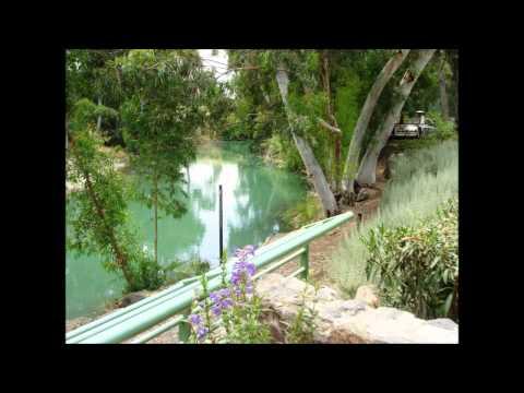 Hành Hương Thánh Đia -10 Sông Jordan nơi Chúa GiêSu chịu phép rửa