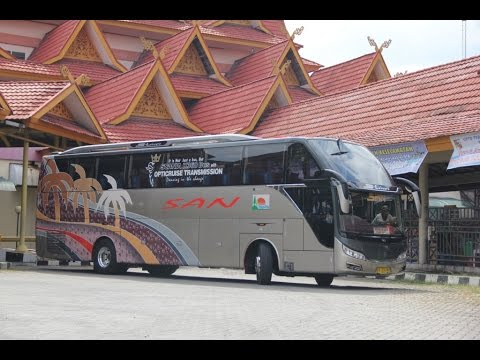 Riview & Test Ride SAN S-Liner Scania K360