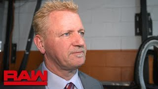 Jeff Jarrett never bets against The Undertaker: Raw Exclusive, June 3, 2019