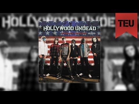 Hollywood Undead - Bad Town [Lyrics Video]