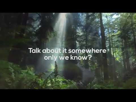 Lagu Iklan Samsung Galaxy Note 9 Plus Lirik - Somewhere Only We Know
