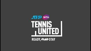 We are #TennisUnited