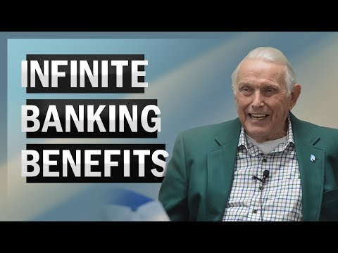 R. Nelson Nash compares Whole Life Insurance to a Trust | Banking With Life DVD