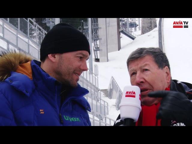 Saisonfazit Skisprung Weltcup mit Gerd Siegmund & Dirk Thiele