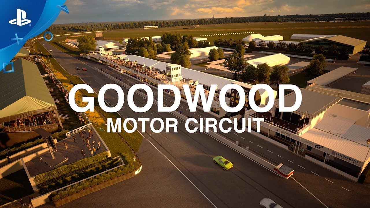 Gran Turismo Sport - May Update 1.39 w/ Goodwood Motor Circuit | PS4