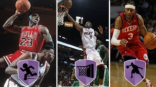 NBA PLAYERS WHO HAVE HoF BADGES IN REAL LIFE #4