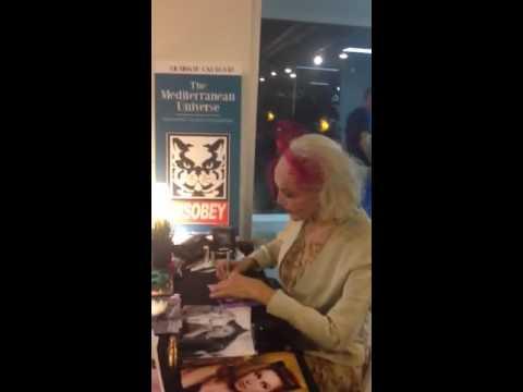 """Meeting Julie Newmar """"CatWoman"""""""