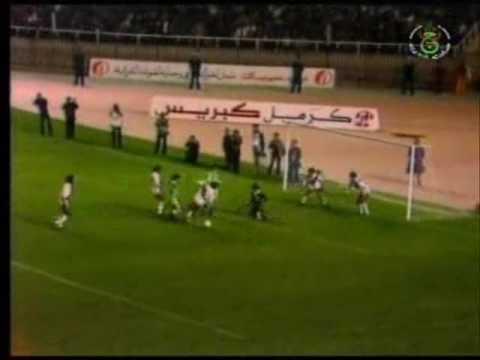 Algérie 82-Atlético miniero-Benfica-Pérou-Eire-Real Madrid