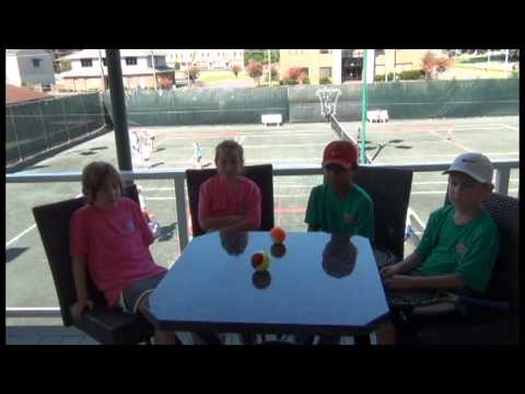 Jr. Team Tennis Kid's Roundtable