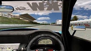 Enna Pergusa 2004 - Lister Storm V12 FIA GT 2004 Driver