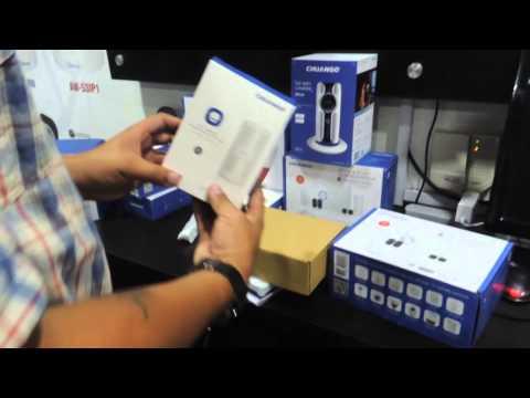 Tutorial Nueva alarma Chuango Inalambrica - Distribuidores autorizados