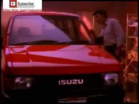 Isuzu Panther Royale MT Diesel - Iklan tahun 90an