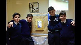 Alumnos presentaron libro 3D homenajeando a Belgrano