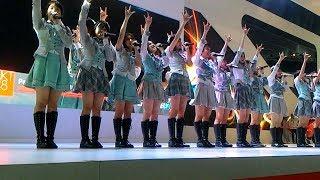 Video JKT48 Team KIII - Pesawat Kertas 365 Hari Live Honda IIMS 2018 download MP3, 3GP, MP4, WEBM, AVI, FLV Juli 2018