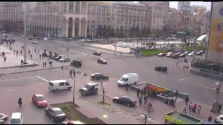 Смотреть видео Майдан Незалежности