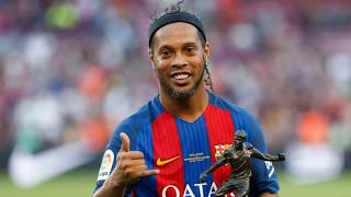 Solo Ronaldinho Pudo Hacer Esto