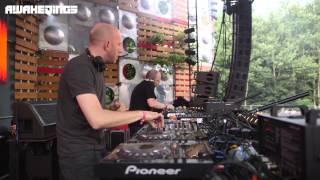 Ben Sims & DVS 1 @ Awakenings Festival 2014 Day 1